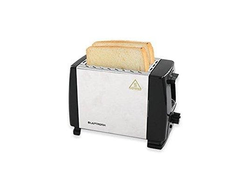 2 Slice Electric Toaster In Stainless Steel 700W