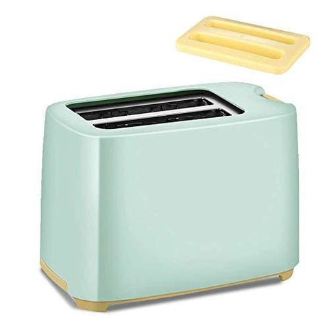 2-Slot Toaster Smooth Brushed Stainless Steel Toaster With Cancel Reheat Defrost Functions