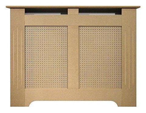 Adam Medium Unfinished Radiator Cover 120 Cm