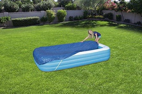 Bestway Family Pool Cover - 129 X 82 Inches