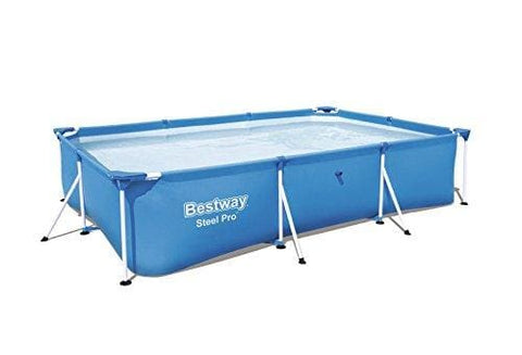 Bestway Steel Pro Frame Above Ground Pool Blue 9 Ft/10-Inch