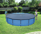 Bestway Steel Pro Max Swimming Pool 16015 Litres Blue 15 Ft X 48-Inch/4.57 X 1.22 M