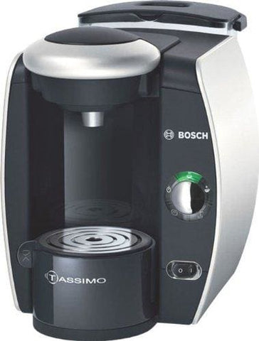 Bosch T40 Tas4011Gb Coffee Maker Silver