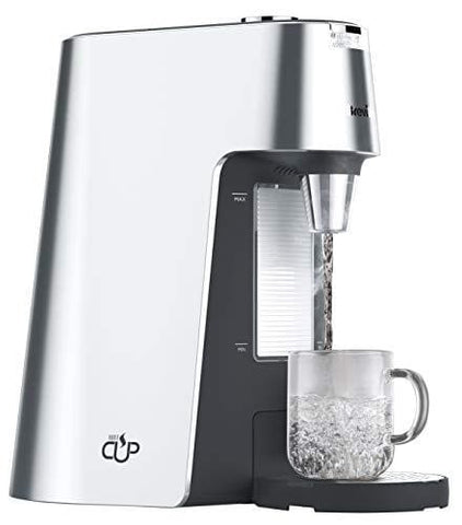 Breville Hotcup Hot Water Dispenser With Height Adjust And Variable Dispense 2.0 Litre Silver