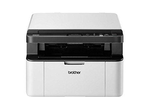 Brother Dcp-1610W Mono Laser Printer | Wireless & Pc Connected | Print Copy & Scan | A4