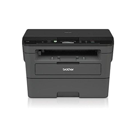Brother Dcp-L2530Dw Mono Laser Printer | Wireless & Pc Connected | Print Copy Scan & 2 Sided Printing | A4