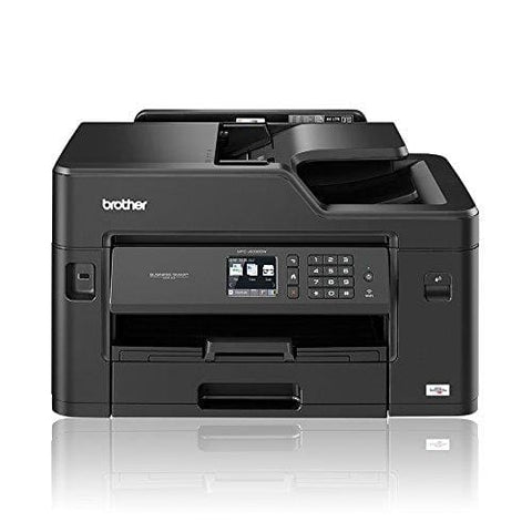 Brother Mfc-J5330Dw Colour Inkjet Printer | A4 With A3 Print Capability | Print Copy Scan Fax & Wireless