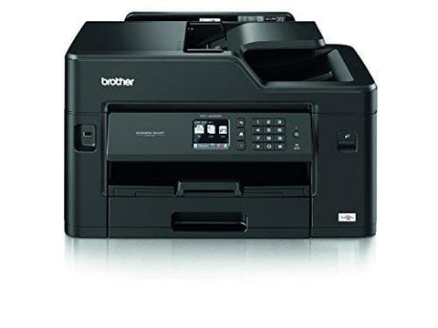Brother Mfc-J5335Dw Colour Inkjet Printer | Wireless Pc Connected & Network | Print Copy Scan Fax & 2 Sided Printing | A4 With A3 Print