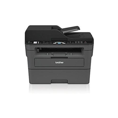 Brother Mfc-L2710Dn Mono Laser Printer | Pc Connected & Network | Print Copy Scan Fax & 2 Sided Printing | A4