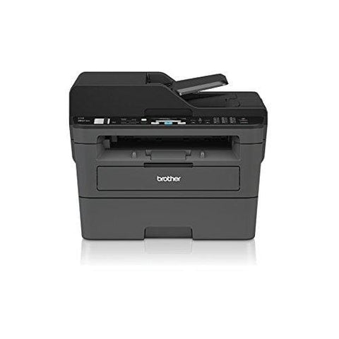 Brother Mfc-L2710Dw Mono Laser Printer | A4 | Print Copy Scan Fax Duplex Two-Sided Printing & Wireless