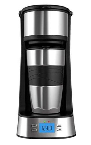 Coffee Maker Machine Webat Personal One Cup Coffee With Travel Coffee Mug Coffee Dripper Brew Black