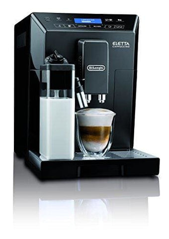 Delonghi Eletta Ecam 44.660.b Bean To Cup Black