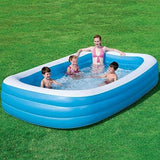 Deluxe Family Inflatable Paddling/swimming Pool