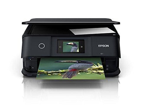 Epson Expression Photo Xp-8500 Wi-Fi Photo Printer Scan And Copy With Cd/dvd Printing