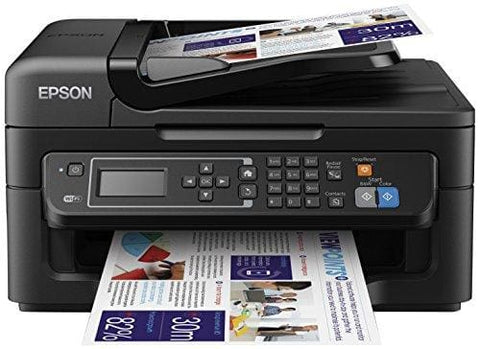 Epson Workforce Wf-2630Wf Compact Wi-Fi Printer Scan And Copy With Fax