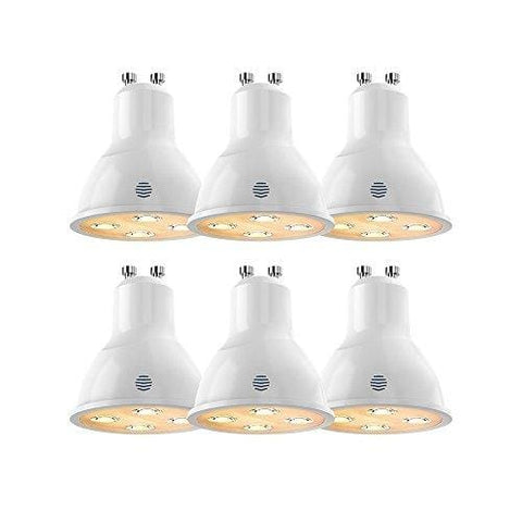 Hive Light Dimmable Smart Bulb X 6 Pack Gu10 9 W