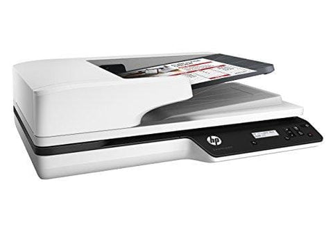 Hp L2741A#b19 Scanjet Pro 3500 F1 Document Flatbed Scanner