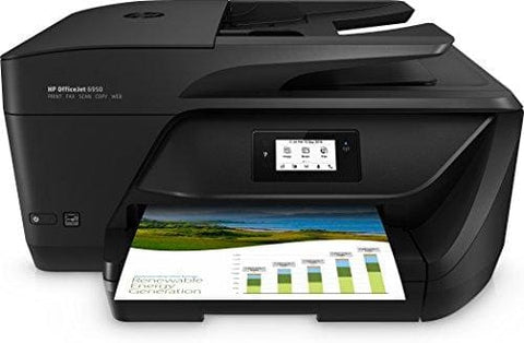 Hp Officejet 6950 All-In-One Printer Instant Ink Compatible With 3 Months Trial