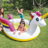 Intex 57441Np Mystic Unicorn Spray Pool