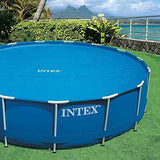 Intex Solar Pool Cover For 10Ft Frame Or Easy Set Pools #29021