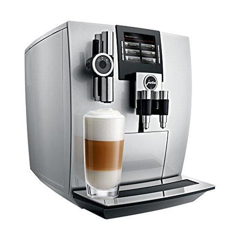 Jura 15038 J90 Bean-To-Cup Coffee Machine Silver