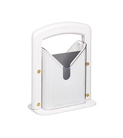 Kitchencraft Bagel Guillotine White