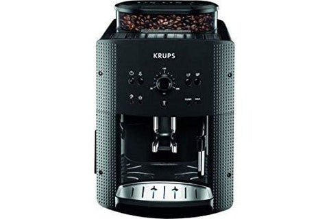 Krups Ea 810B Coffee Maker - Coffee Makers (Freestanding Fully-Auto Espresso Machine Coffee Beans Cappuccino Espresso Black)