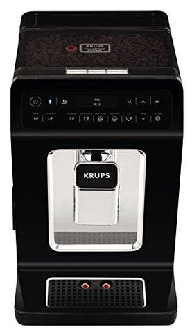 Krups Evidence Ea893840 Automatic Espresso Bean To Cup Coffee Machine Black