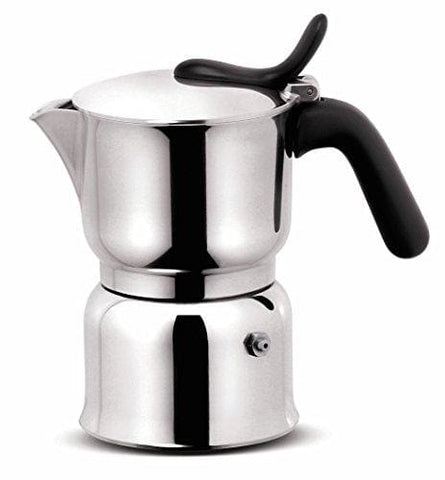 Lagostina Stove Top Espresso Maker 250Ml (Makes 6 Espressos)