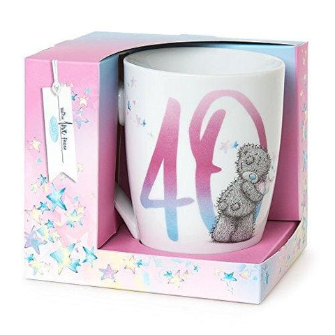 Me To You 40Th Birthday Mug