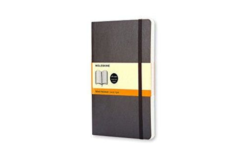 Moleskine Soft Cover Large Ruled Notebook