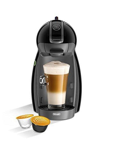 Nescafe Piccolo Edg 200.b Dolce Gusto Single Serve Coffee Maker And Espresso Machine By Delonghi - Black