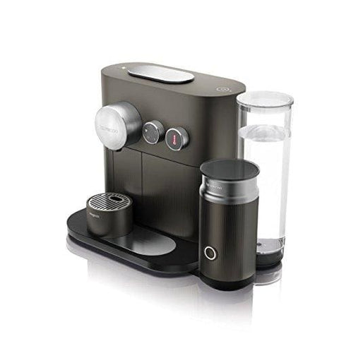 Nespresso Expert And Milk Coffee Machine Anthracite Grey By Magimix