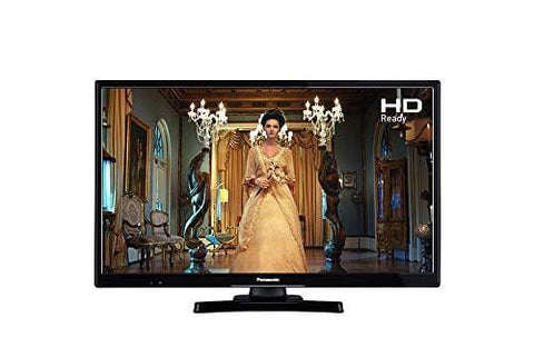 Panasonic Tx-24E302B 720P Hd Ready 24-Inch Led Tv With Freeview Hd - Black (2018 Model)