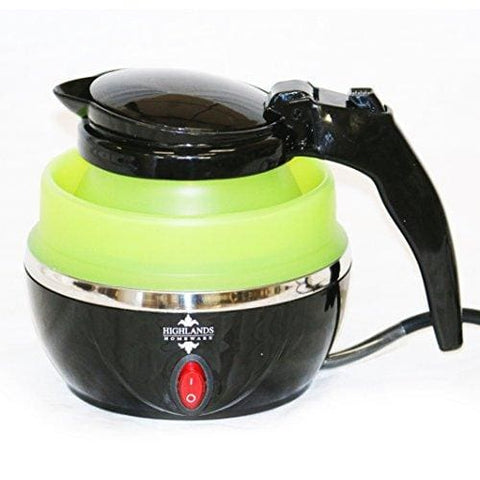 Price Crunchers Electric Foldable Kettle 0.8 Litre 240V