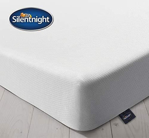 Silentnight Comfort Foam Rolled Mattress | Made In The Uk | Medium Soft | Double