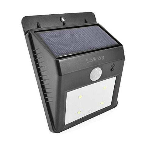 Solarcentre Eco Wedge Outdoor Solar Powered Motion Pir Welcome Light