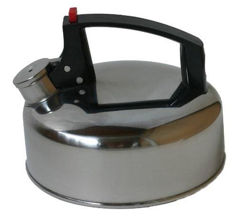 Yellowstone Stainless Steel Kettle - 2 Litre