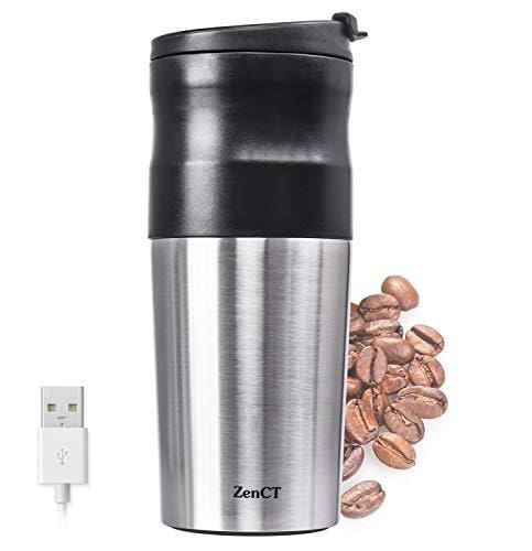 Zenct Single Cup Coffee Maker Grind And Brew Single Serve Includes