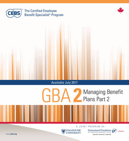 The New CEBS – Books For Business
