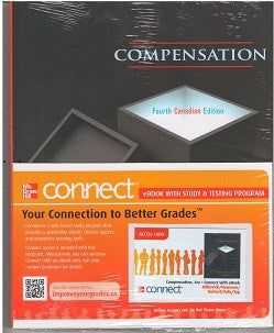 CMS1 Text Compensation 4th Canadian Edition (8052) CEBS