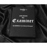 Paul Harris Presents Examiner (Gimmicks & DVD) by John Graham