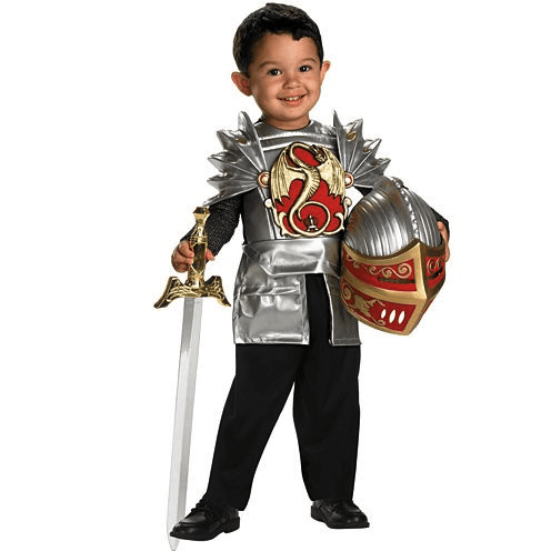 Knight of the Dragon-(3T-4T)