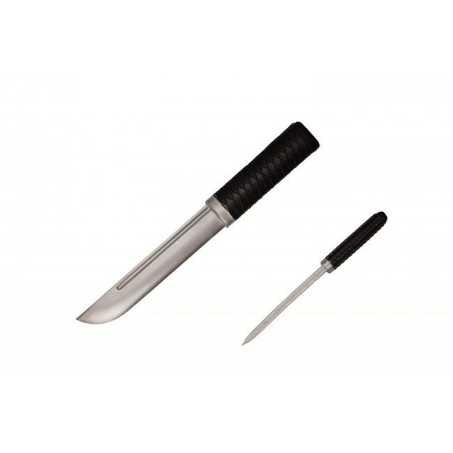 Straight Blade Rubber Knife