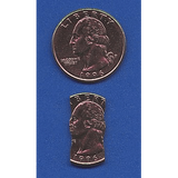 Roy Kueppers Folding Coin (U.S. Quarters)