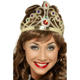 Assorted Jeweled Queen's Crown