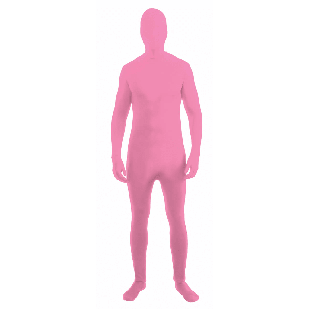 Neon Pink Disappearing Man {Std}