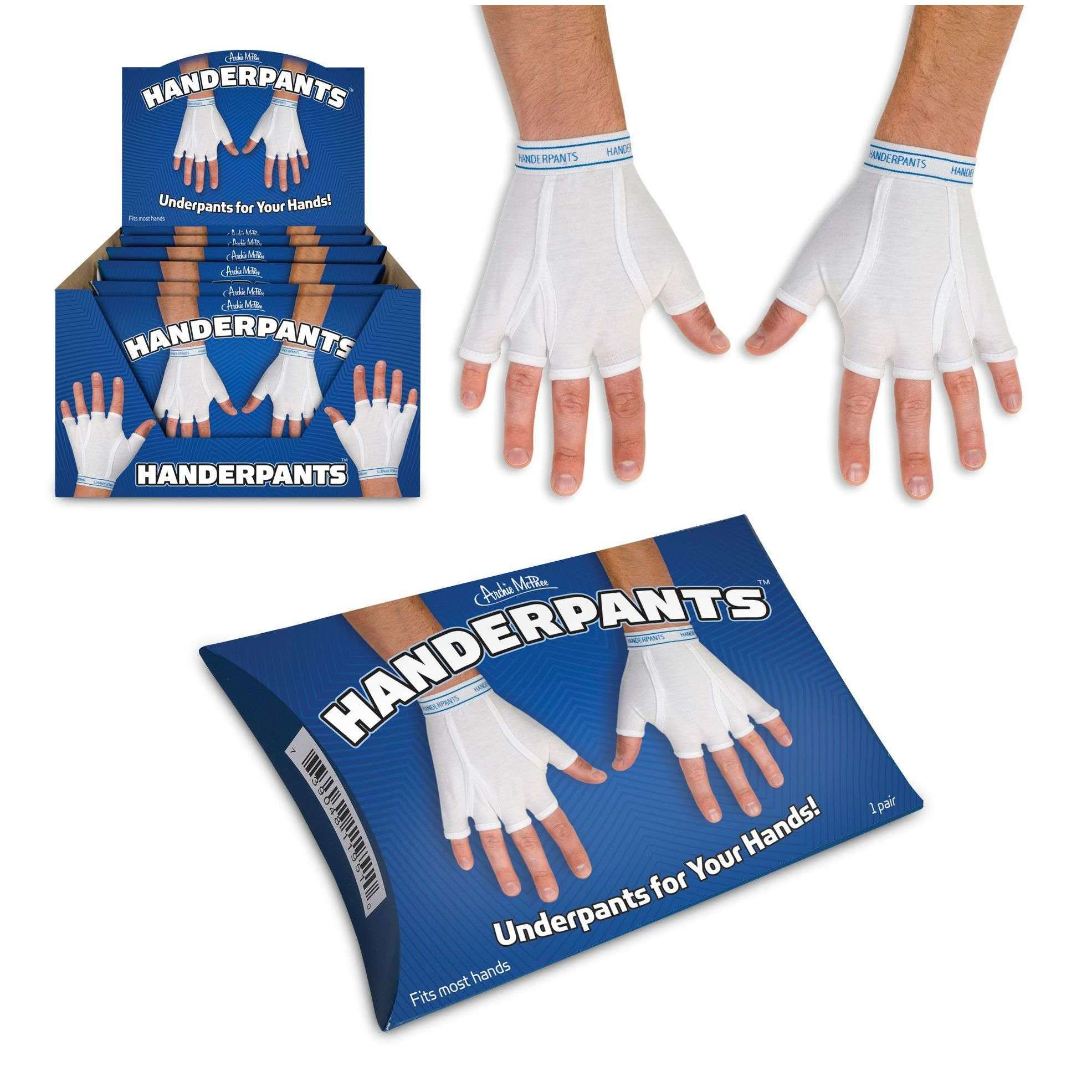 Handerpants Underpants For Your Hands