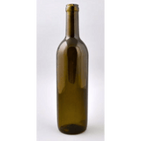 Breakaway Red Wine Bottle-Amber