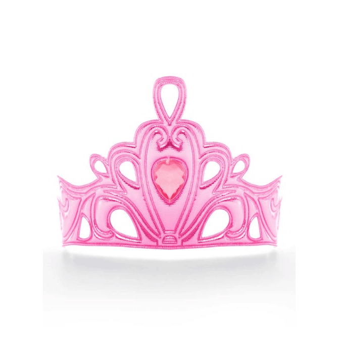 Soft Pink Diva Crown